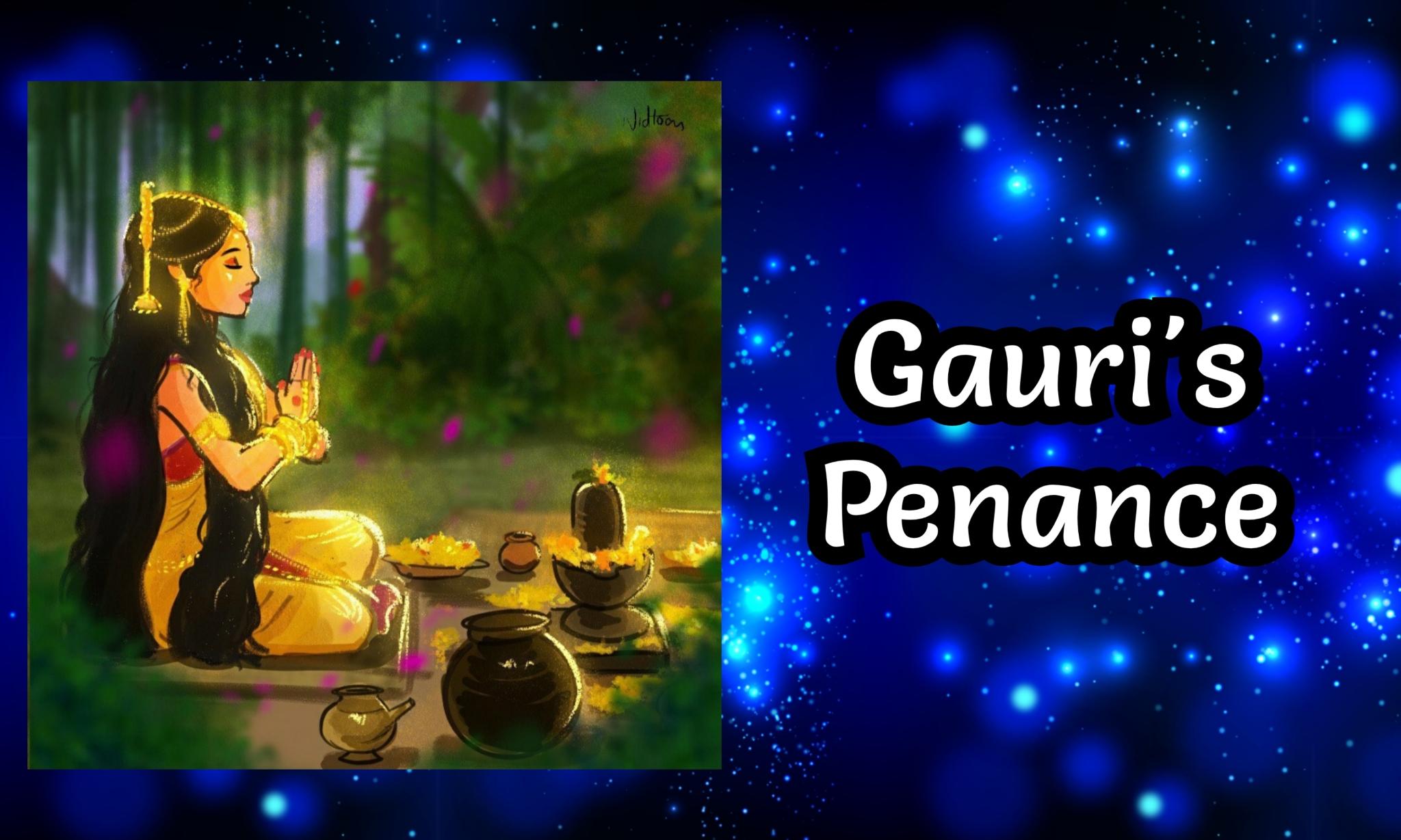 Gauri's Penance
